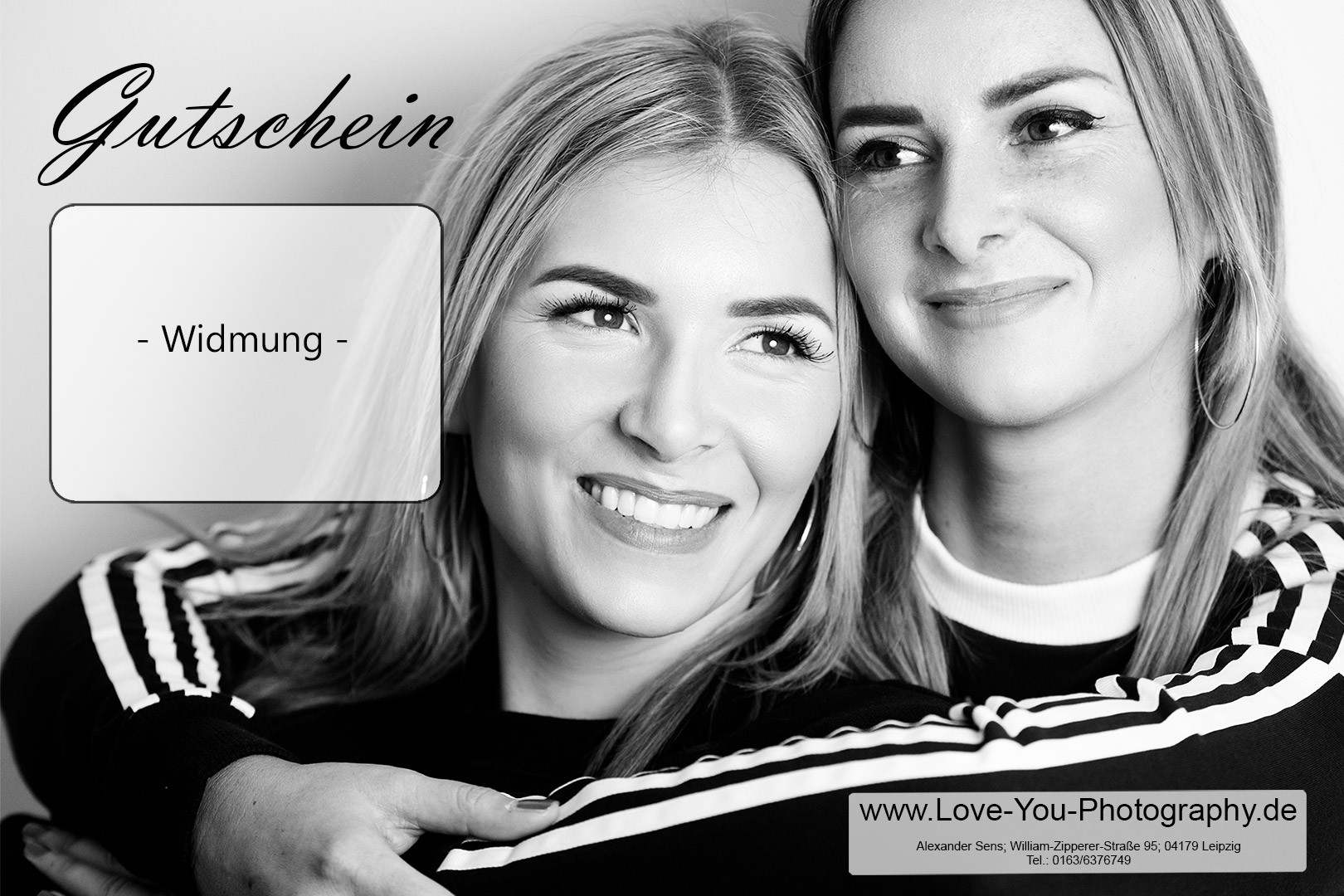 Bestfriends freundinnen Fotoshooting Leipzig gutschein