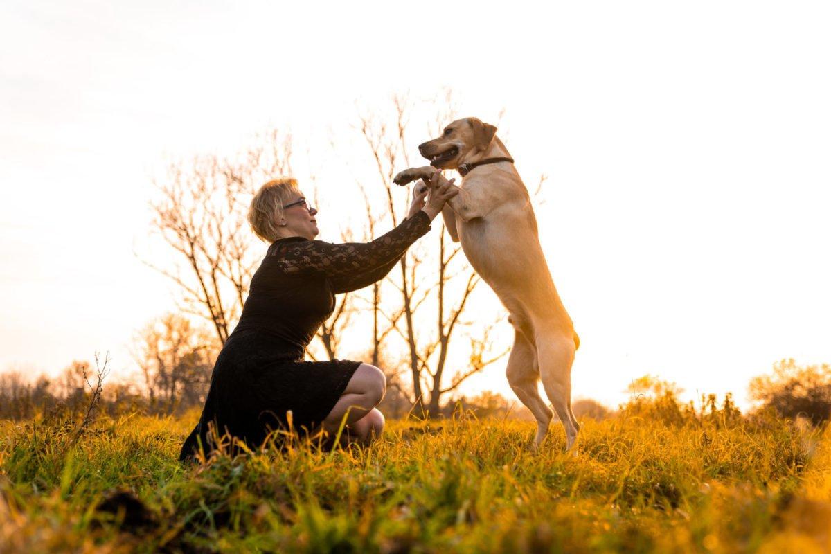 Paarshooting mit Hund Leipzig