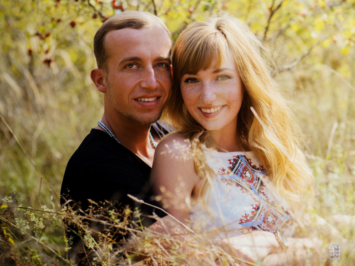 Paarshooting Leipzig Fotograf - Verena und Patrick - zum verschenken für die Familie