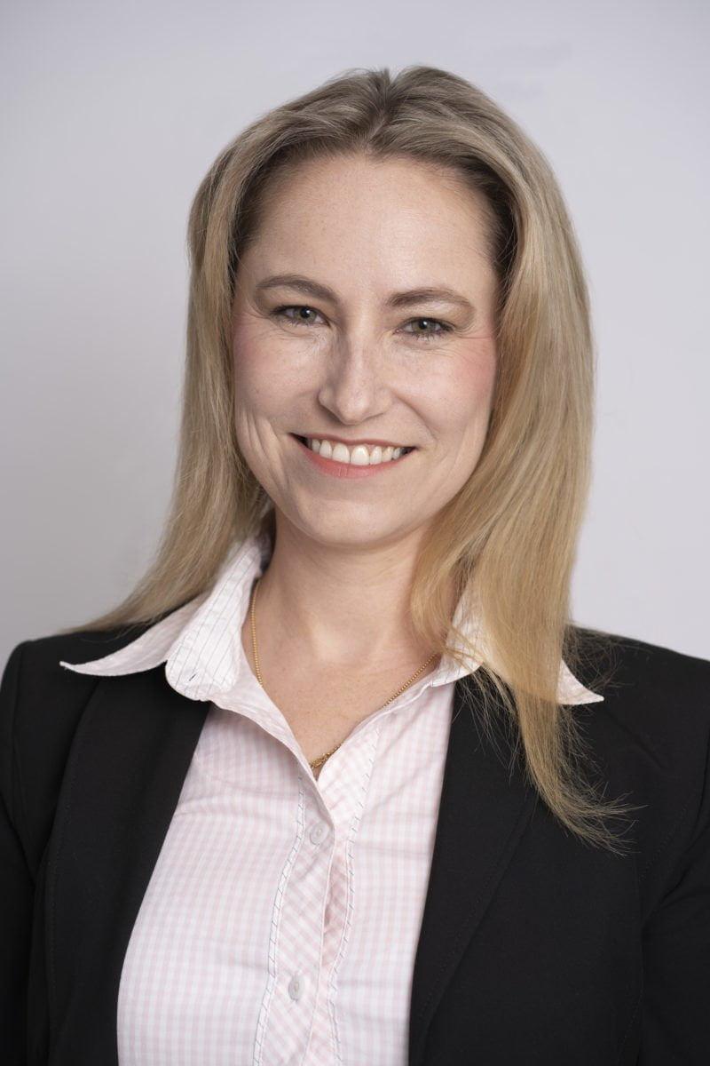 Bürgermeisterwahl Markranstädt Nadine Stitterich