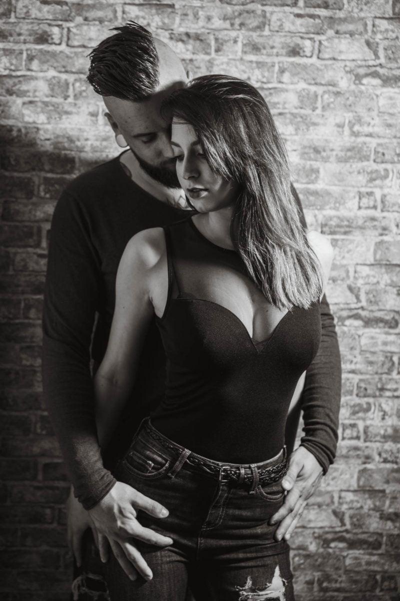 Paarshooting Leipzig Fotograf Sinnlich erotisch